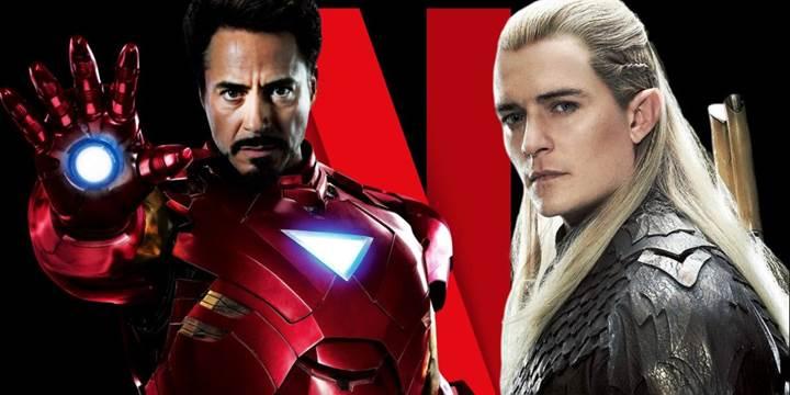 Netflix, Yüzüklerin Efendisi gibi büyük bütçeli filmler çekmeyi planlıyor