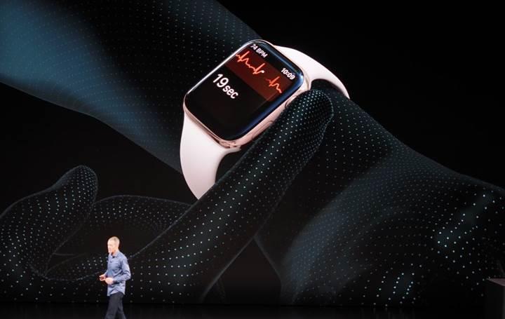Apple Watch 4 için kötü haber: EKG özelliği tüm ülkelerde kullanılamayacak