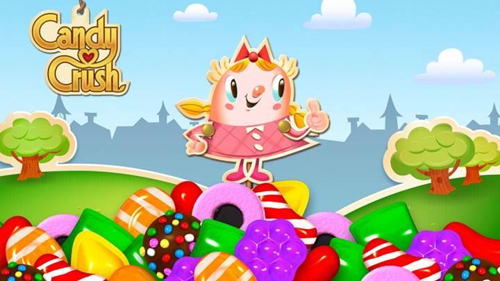 Tüm zamanların en çok indirilen iOS oyunu Candy Crush Saga