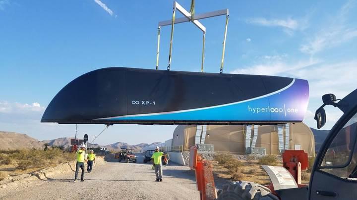 ''Hyperloop yolculuğu,  tren yolculuğundan pahalı olmayacak''