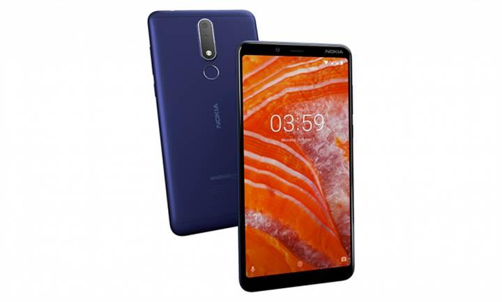 Nokia 3.1 Plus tanıtıldı: İşte özellikleri ve fiyatı