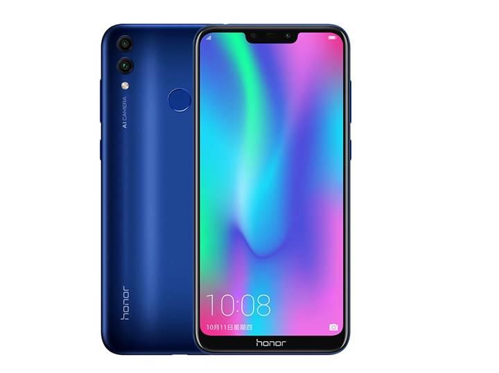 Bütçe dostu Huawei Honor 8c tanıtıldı: İşte özellikleri ve fiyatı