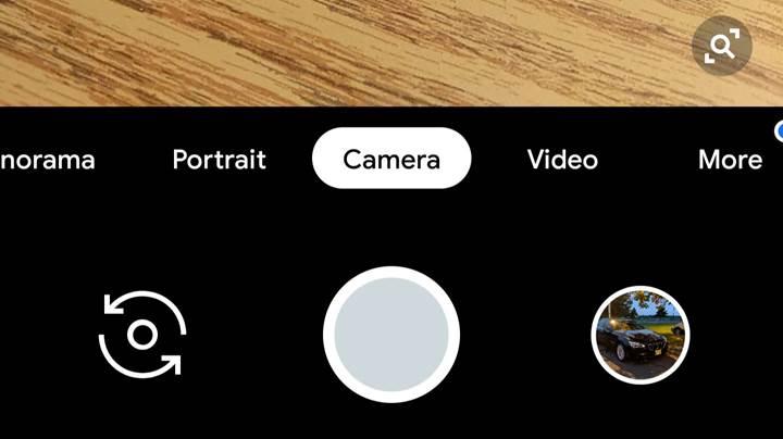 Google Pixel 3'ün kamera uygulaması indirilebilir durumda