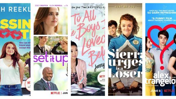 Netflixin Romantik Komedileri 80 Milyon Kullanıcıya Ulaştı