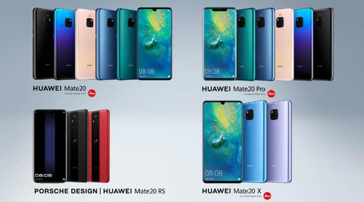 Daha ucuz Huawei Mate 20 Pro duyuruldu