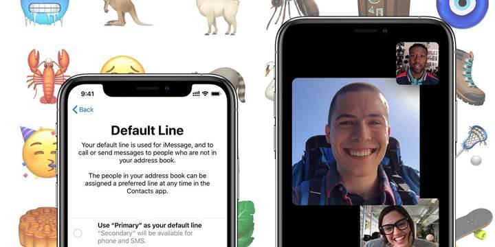 iOS 12.1 yayınlandı: İşte gelen yenilikler