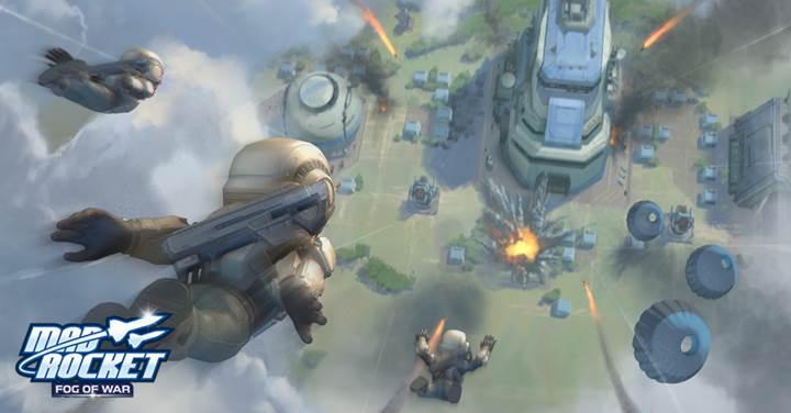 Mad Rocket: Fog of War hayatta kalma oyunu ilgi görüyor