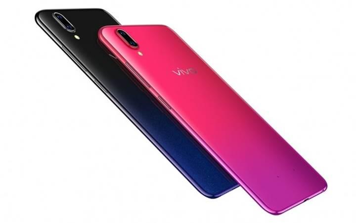 Vivo Y93 resmen tanıtıldı: Dünyanın ilk Snapdragon 439'lü telefonu