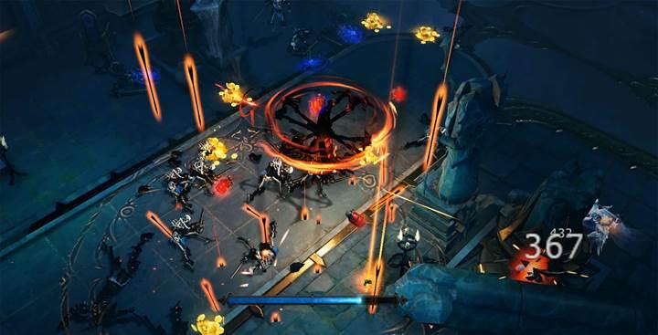 Diablo: Immortal mobil cihazlar için duyuruldu