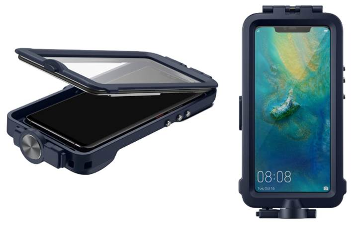 Huawei Mate 20 Pro için su altı kılıfı duyuruldu