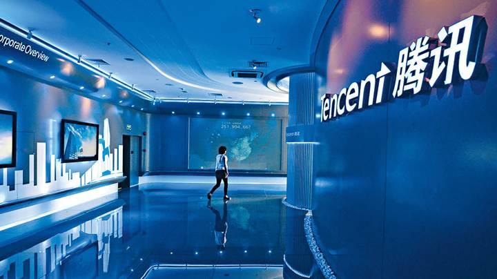 Çinli teknoloji devi Tencent, otonom araç ekibi kuruyor
