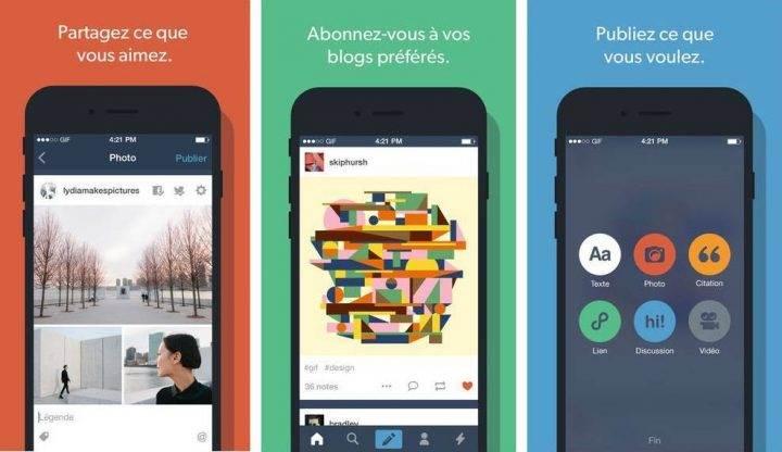 Tumblr iOS uygulaması App Store'dan kayboldu