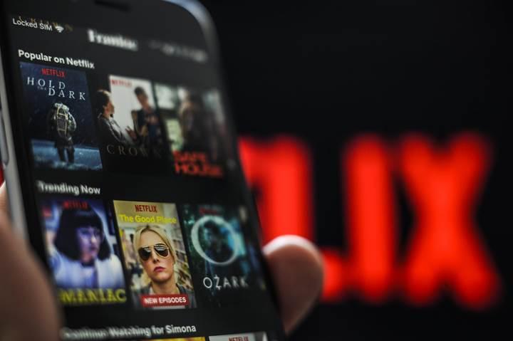 Netflix iOS uygulamasının kontrolleri güncellendi