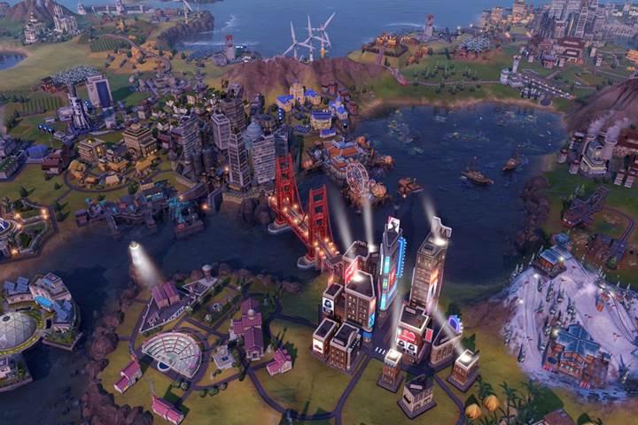 Civilization VI: Gathering Storm genişleme paketi iklim değişikliklerini de getiriyor