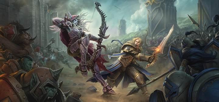 Warcraft zengin gerçeklik oyunu geliyor