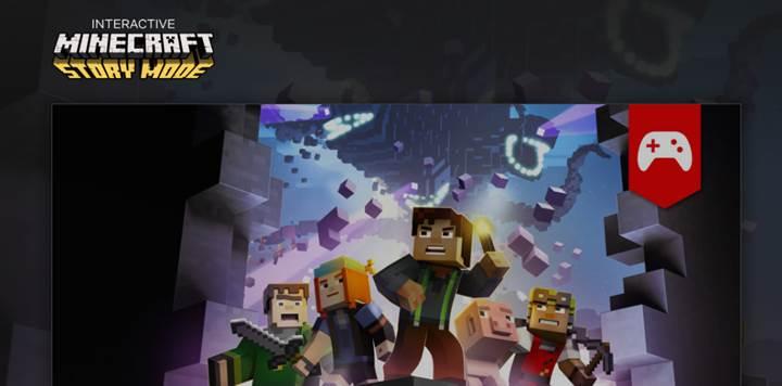 Minecraft: Story Mode, interaktif hikaye özelliğini koruyarak Netflix'e geldi