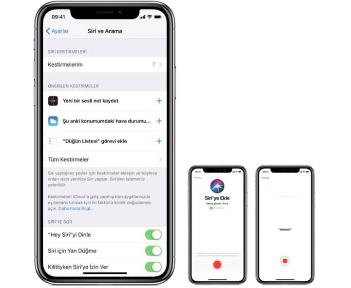 Siri asistanı yerelleşme konusunda önde gidiyor