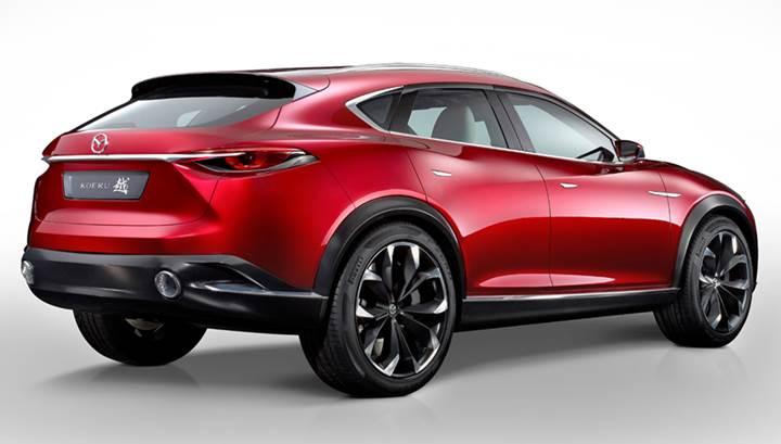 Mazda'nın ilk elektrikli otomobili bağımsız bir model olacak