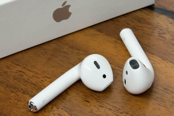 Apple'ın AirPods patenti biyometrik sensörlü yeni bir tasarıma işaret ediyor