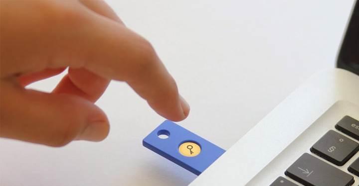 Safari yakında USB güvenlik anahtarlarını destekleyecek
