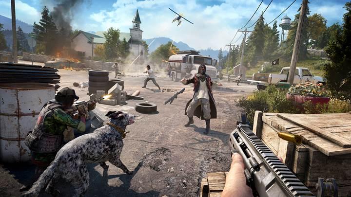 Ubisoft yeni Far Cry'ın fragmanını paylaştı