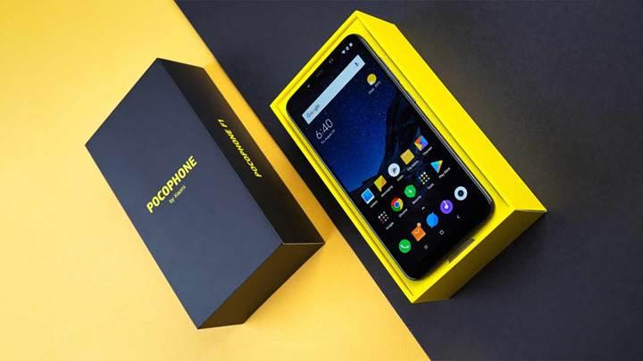 Xiaomi, 3 ayda 700.000 adet Pocophone F1 satıldığını açıkladı