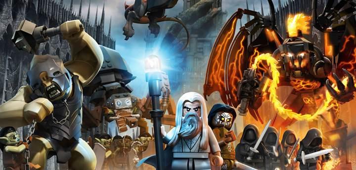 LEGO The Lord of the Rings oyunu Steam üzerinde ücretsiz