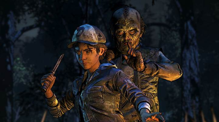 "Telltale ""The Walking Dead"" finalini Epic Store'da yapacak"
