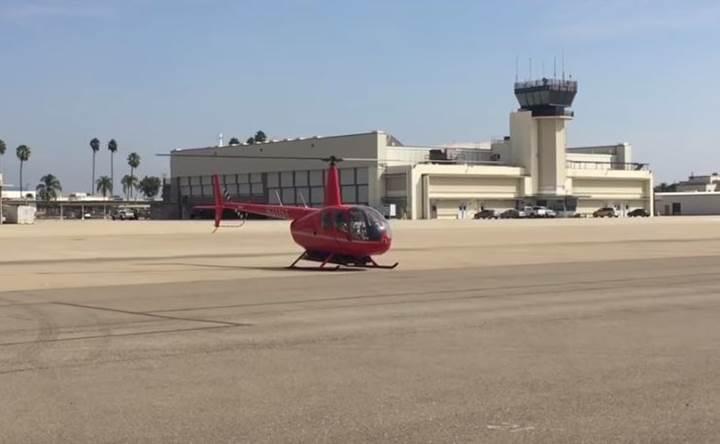 Kaliforniya'da geliştirilen elektrikli helikopter Guinness Rekorlar Kitabı'na girdi