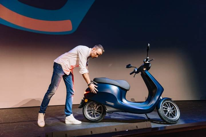 Etergo, 240 km menzilli elektrikli scooter'ı için 10 milyon euro yatırım aldı