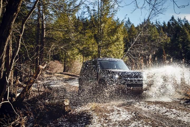 Yeni Land Rover Defender Amerika'da da satılacak