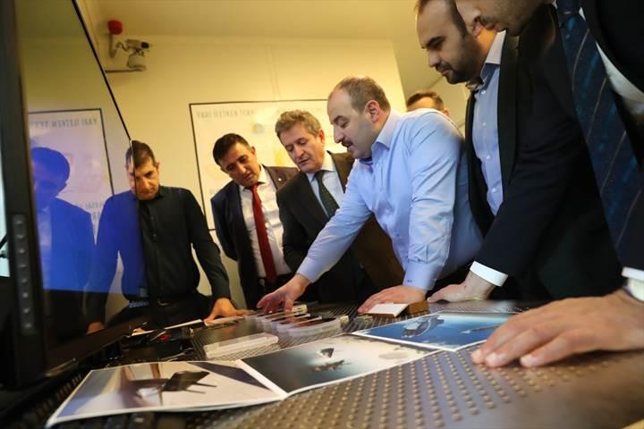 Bakan Varank açıkladı: Milli mikroişlemci 'Çakıl' yolda