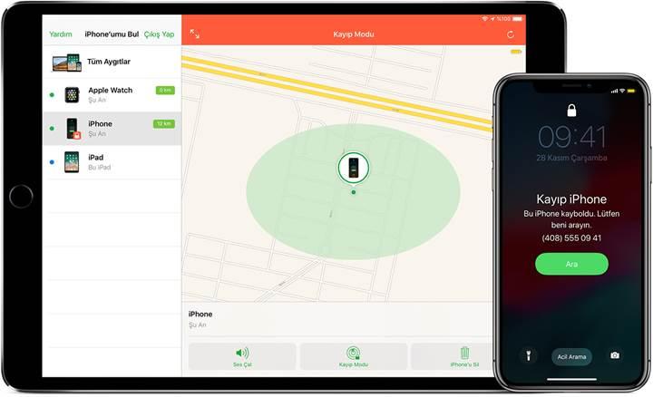 iPhone'umu Bul özelliği, çalıntı arabanın yerini tespit etmek için kullanıldı