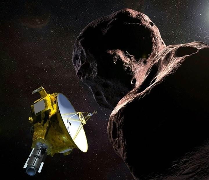 New Horizons, tarihi yakın geçişe hazır