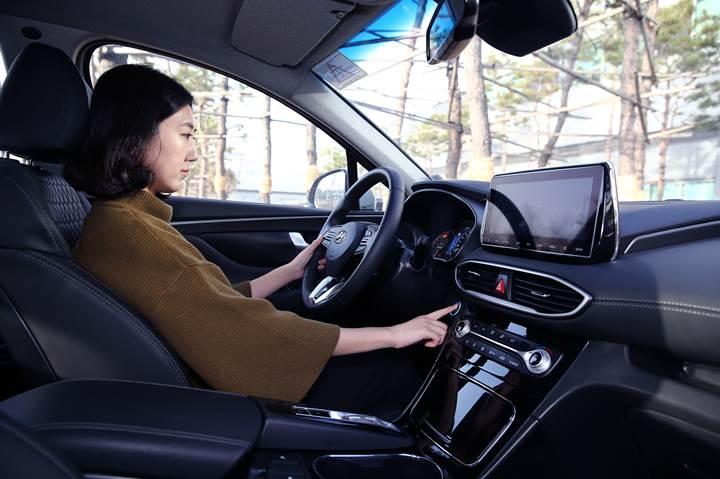 Hyundai, araba anahtarlarını parmak izi okuyucularla değiştirmeye başladı