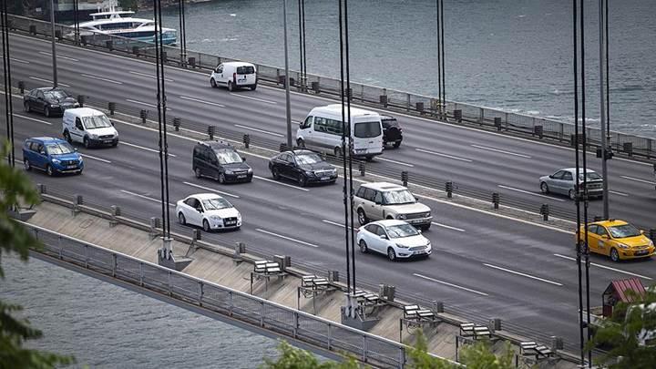 İBB'den yeni karar: Kamyonet ve minibüsler artık ikinci köprüyü kullanabilecek