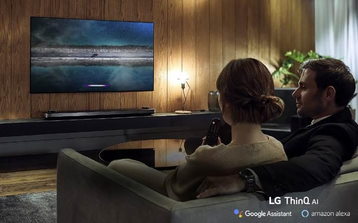 LG, yapay zeka destekli yeni TV'lerini tanıtmaya hazırlanıyor