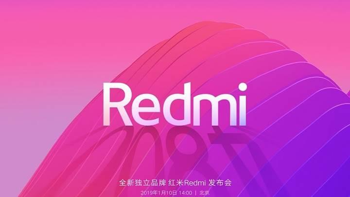 Xiaomi açıkladı: Redmi bağımsız bir marka oluyor, ilk telefon 10 Ocak'ta tanıtılacak