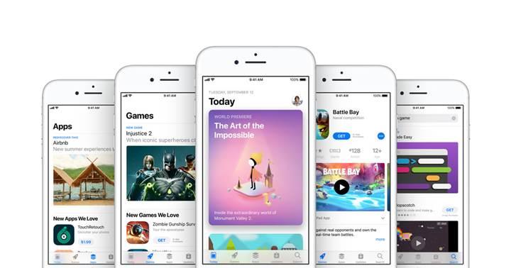 App Store yeni yıl haftasında 1.2 milyar dolarlık gelir sağladı