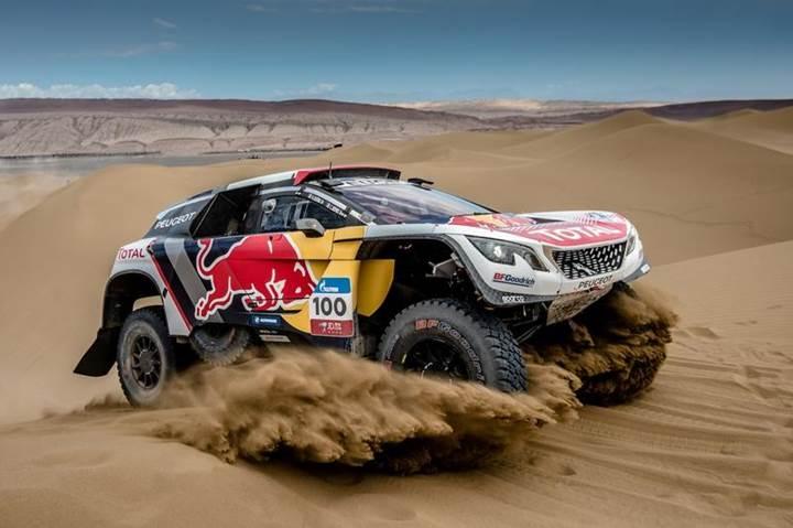 Dünyanın en zorlu off road maratonu Dakar 2019 başlıyor