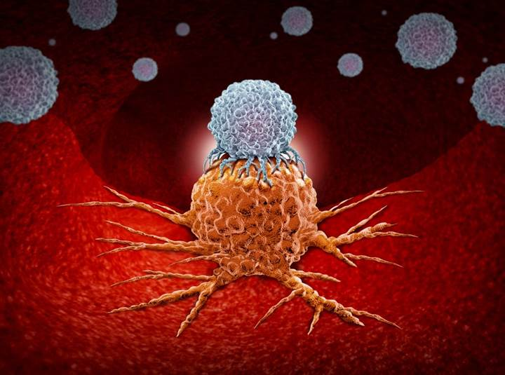 Çığır açan çalışma sonucu kanserin bağışıklık hücrelerini ele geçirmesi engellendi
