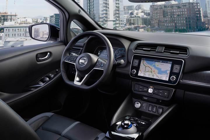 Nissan Leaf E+ tanıtıldı: Daha uzun menzil, daha güçlü motor