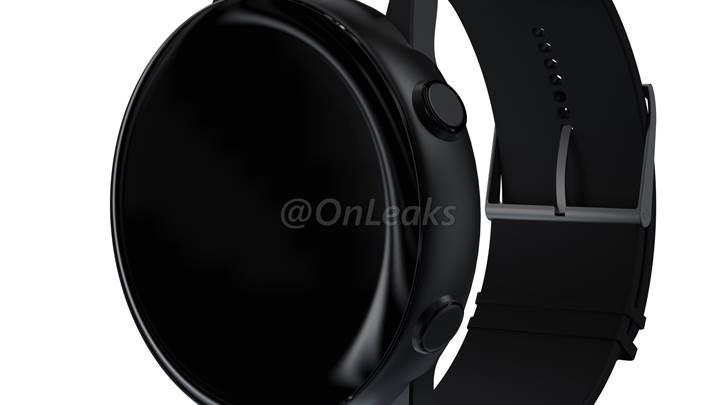 Samsung'un Pulse kod adlı yeni akıllı saatine ait görüntüler sızdırıldı