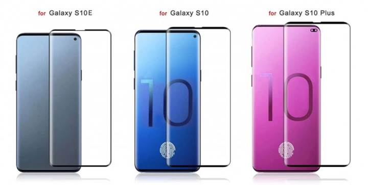 Samsung Galaxy S10 Lite modeli Galaxy S10 E olarak isimlendirilebilir