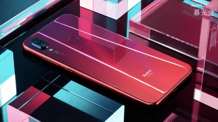 Redmi Note 7 tanıtıldı: 48 MP kamera ve uygun fiyat
