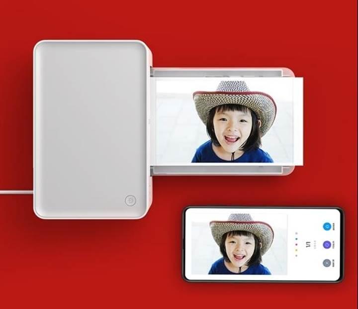 Xiaomi Mijia fotoğraf yazıcısı tanıtıldı