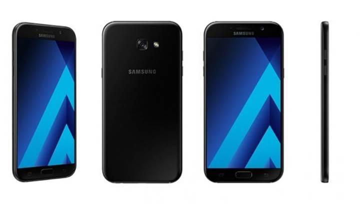 Samsung Galaxy A7(2017) Geekbench'te Android Pie ile görüntülendi