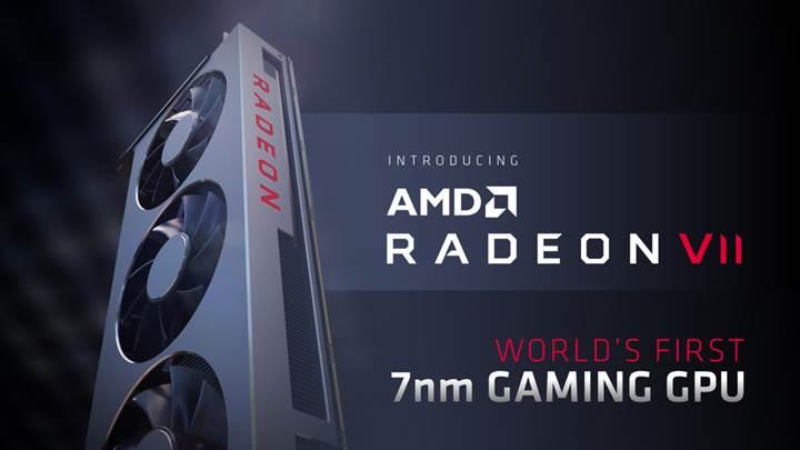 Radeon Vega 7'nin resmi slaytları paylaşıldı: RX Vega 64'ten %68'e kadar daha hızlı