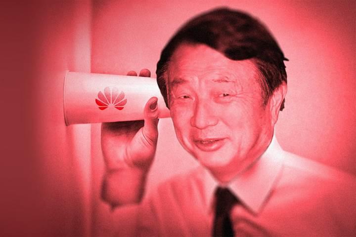 Huawei'nin kurucusu casusluk iddialarını net bir şekilde yalanladı