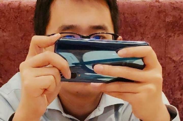 Xiaomi Mi 9'un canlı görüntüsü sızdı